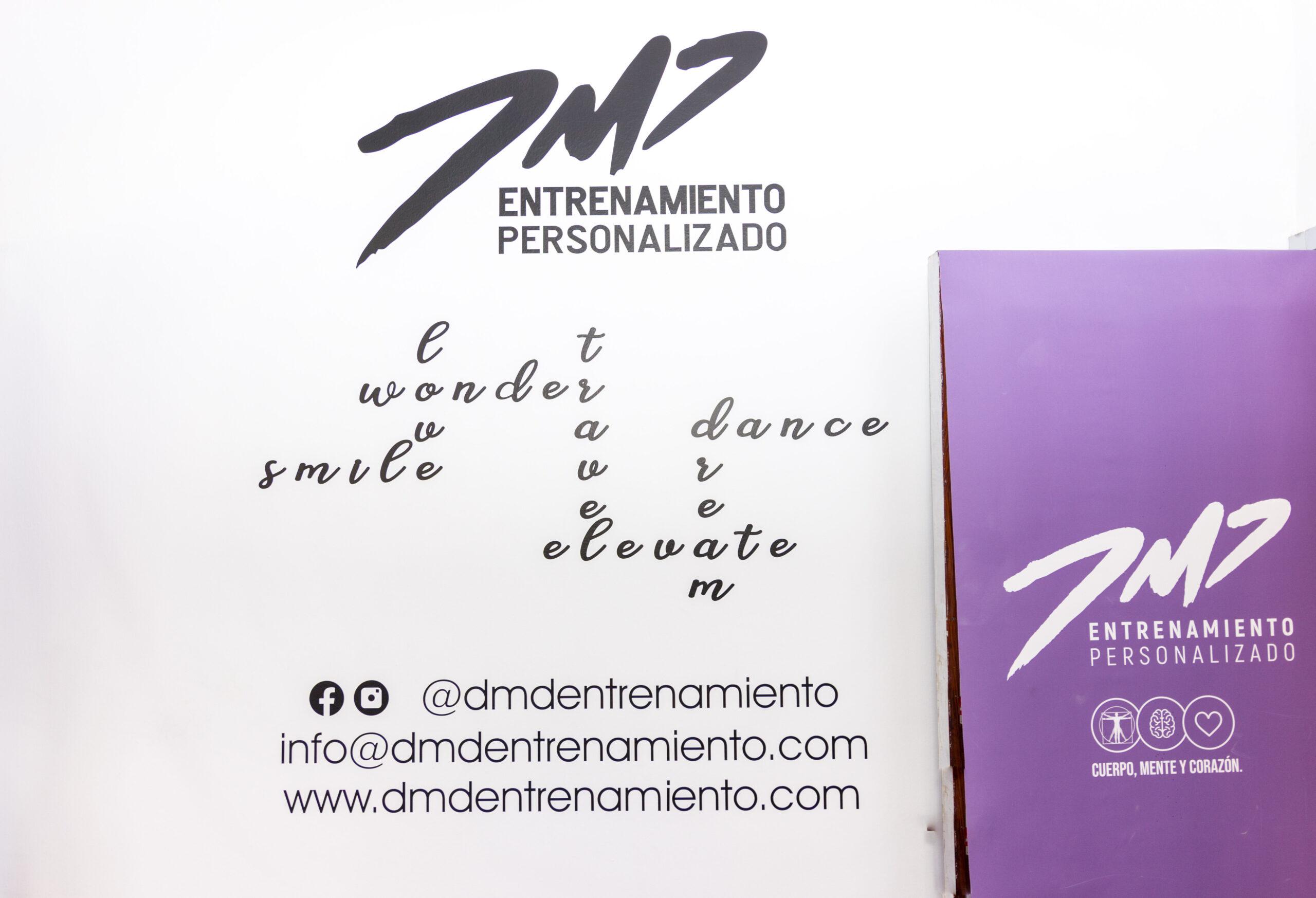 Cartel actitud DMD